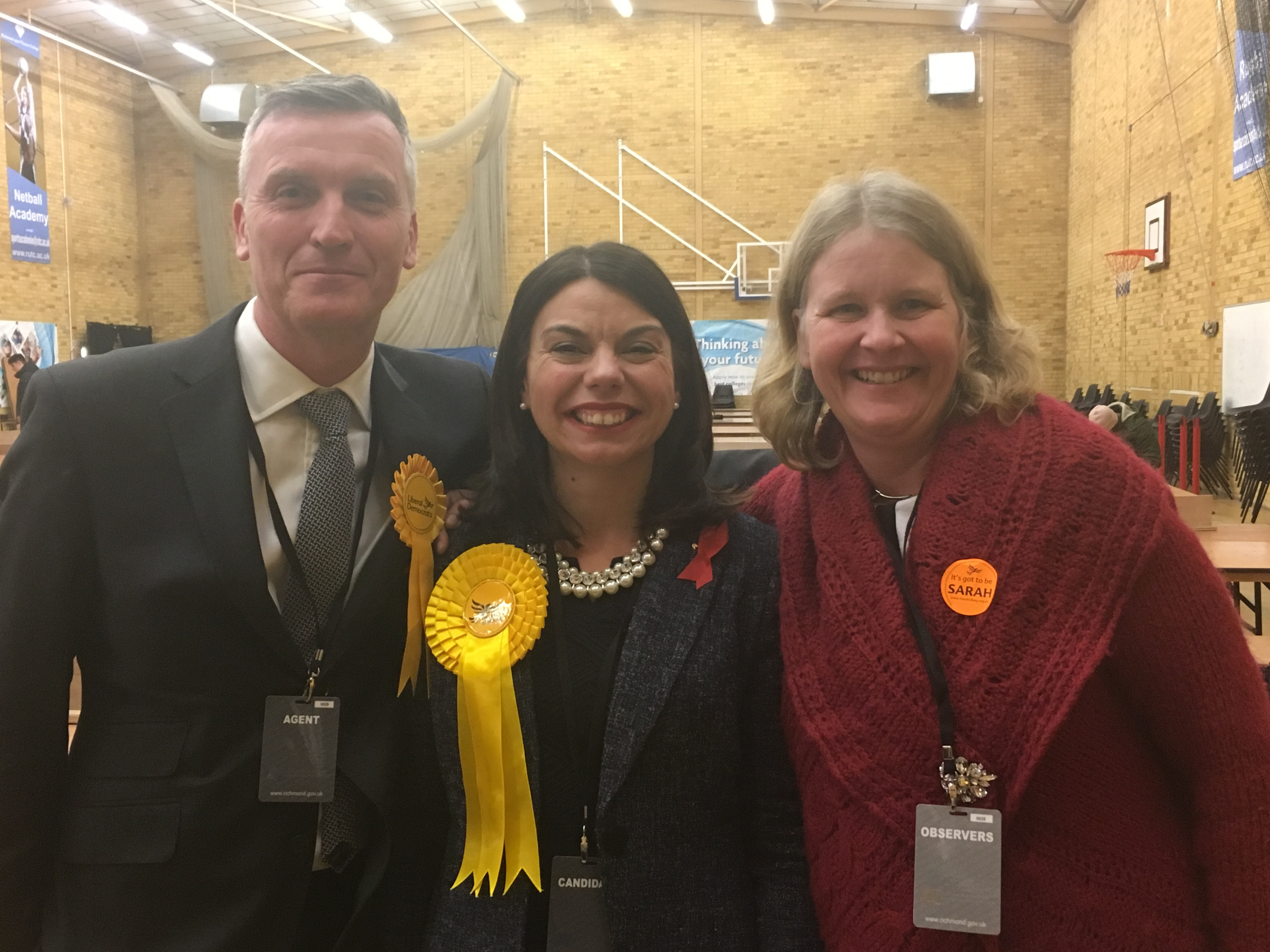 Lib Dems pull off shock victory in Richmond Park by-election as Zac is thrown out